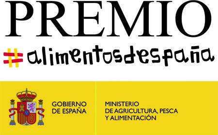 PREMIO ALIMENTOS DE ESPAÑA – Edición 2020