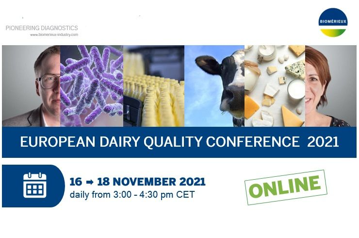 4TH EUROPEAN DAIRY QUALITY CONFERENCE 2021