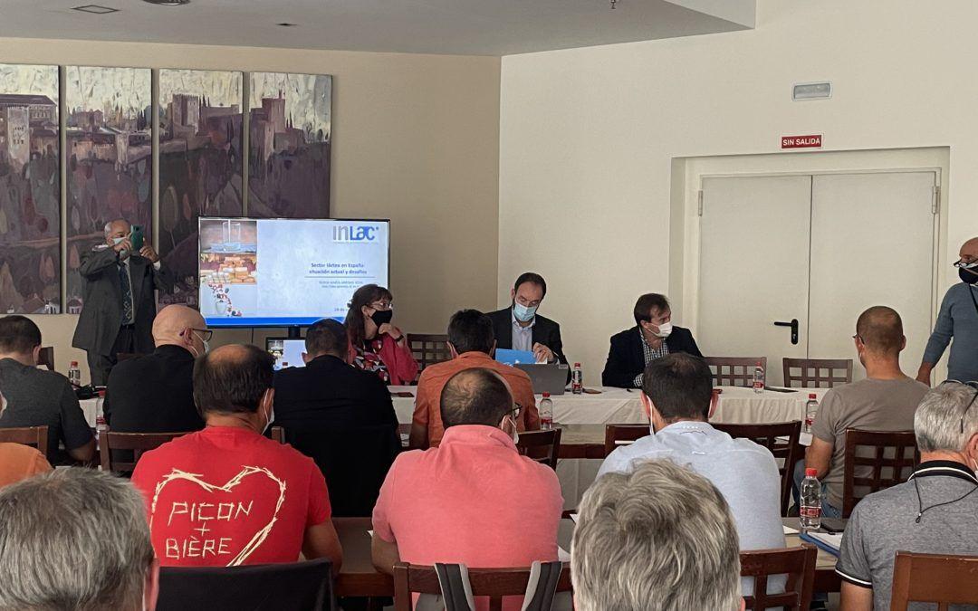 INLAC estrecha la cooperación con la interprofesional francesa 'GIE Elevages de Bretagne'